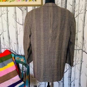Missoni Suits & Blazers - Vintage Missoni Plaid Wool Men Business Blazer